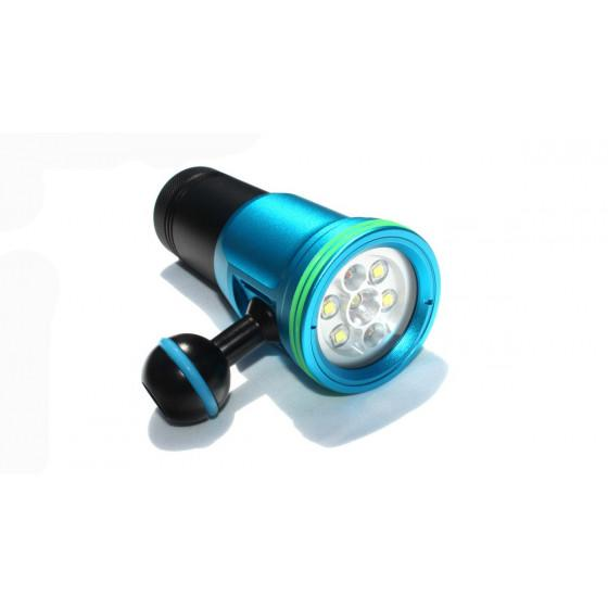 3200 Lumen Underwater Camera Video Light