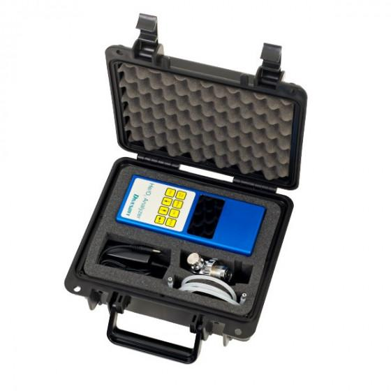 Divesoft Oxygen Helium Gas Analyzer Package