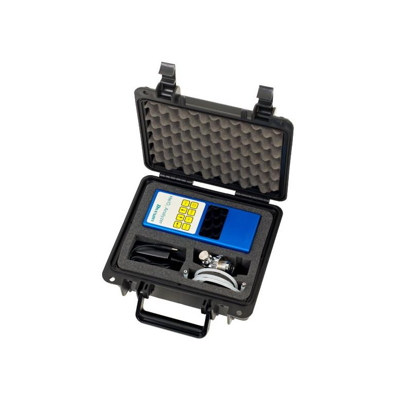 Divesoft Oxygen Helium Gas Analyzer Package
