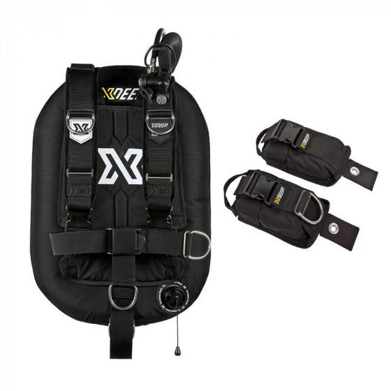xDeep ZEOS Deluxe Scuba Diving BCD