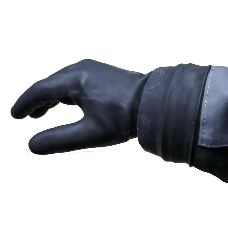 Pull Up Drysuit Gloves
