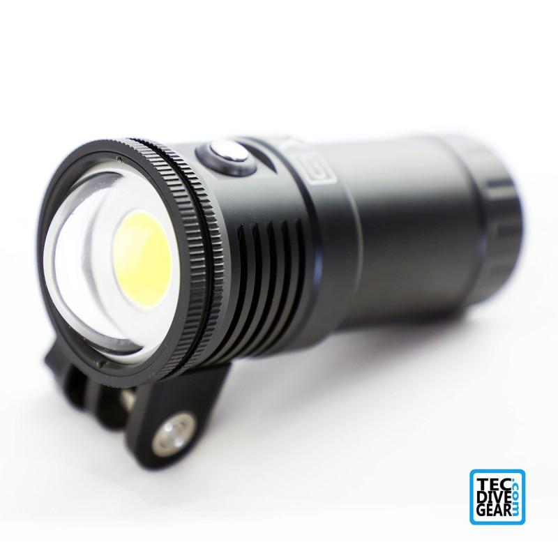 X6 6000 Lm Underwater Photo Video Light