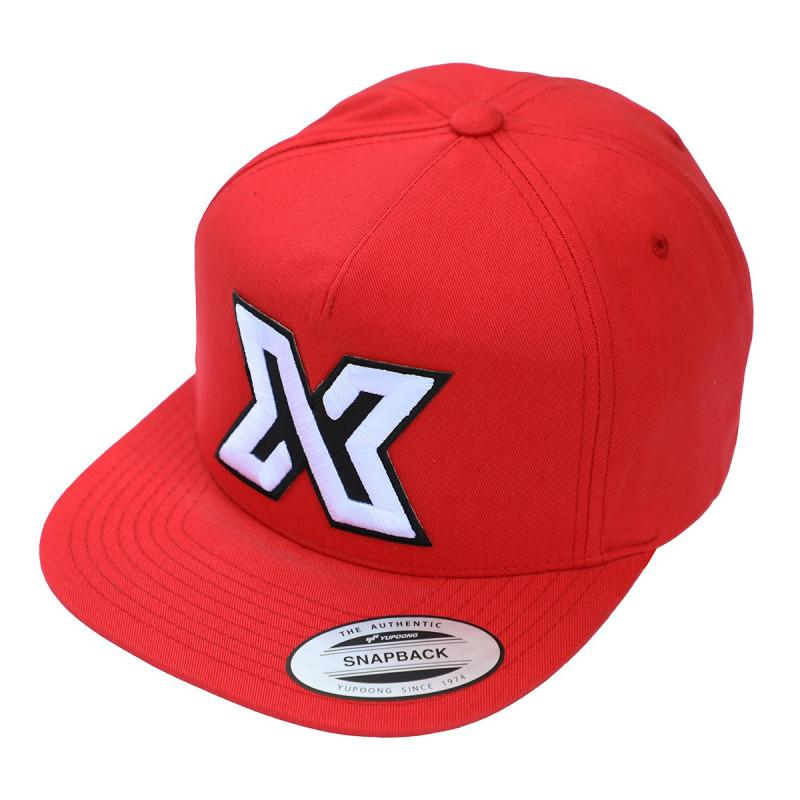 RED XDEEP Logo Cap
