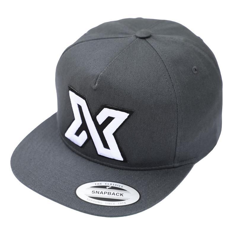 DARK GRAY XDEEP Logo Cap