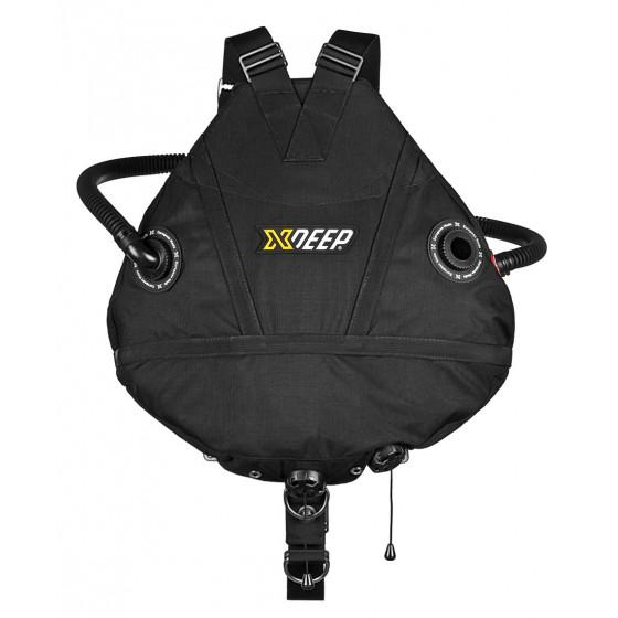 xDeep Stealth 2.0 Dual Redundant Bladder Tec Sidemount System