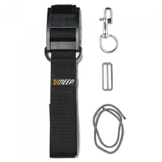 xDeep Band Kit for Sidemount Tank Rigging