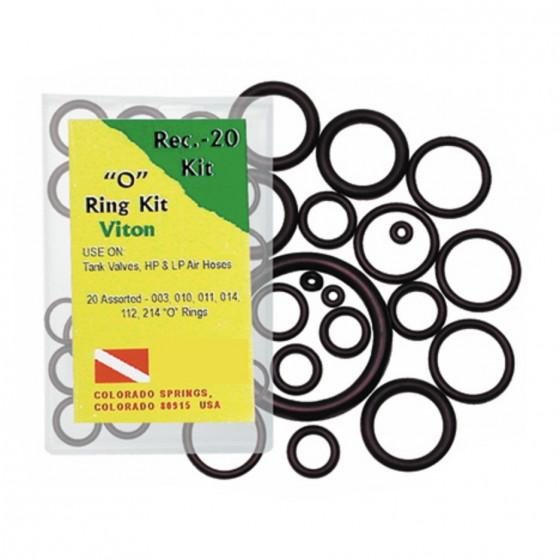 VITON O-ring Save a Dive Kit