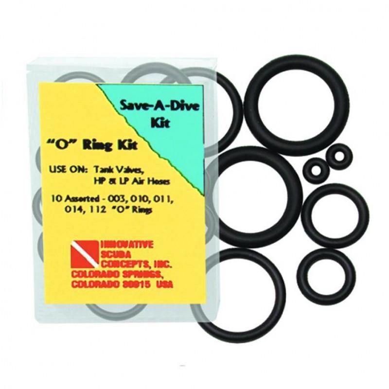 VITON O-ring Save a Dive Kit