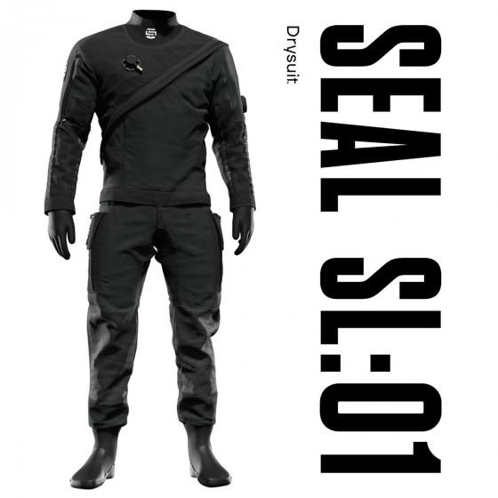 SEAL SL01 Taylor Made Drysuit for Scuba Diving